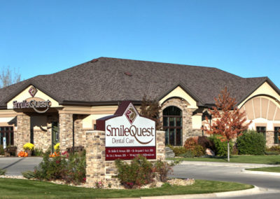 Smile Quest building exterior