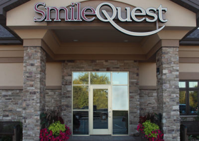smile quest front entrance